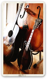 Violin, Guitar & mandolin lessons with Chris Murphy in our Santa Monica studio